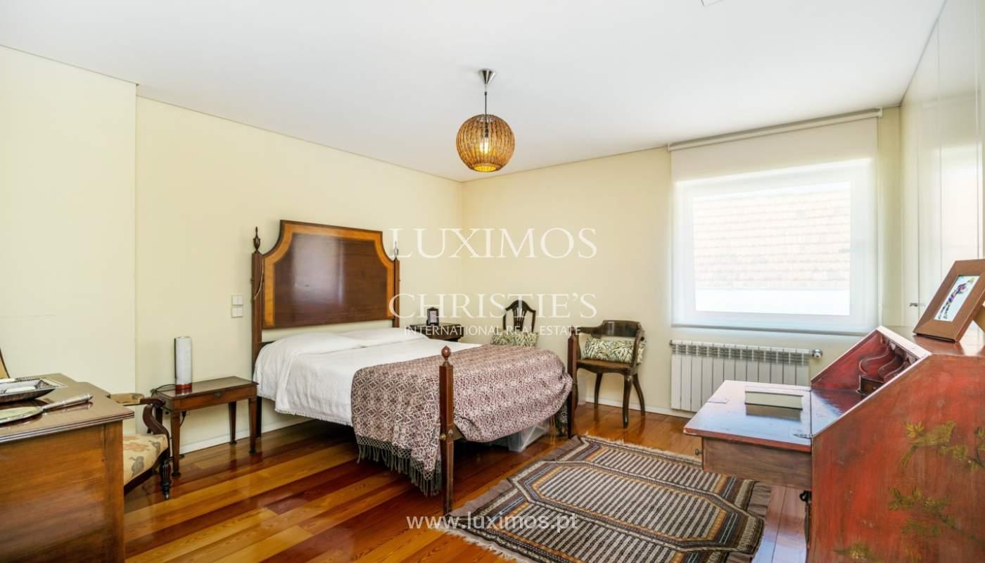 Verkauf Luxus-villa mit großem Garten, Foz do Douro, Porto, Portugal_105789