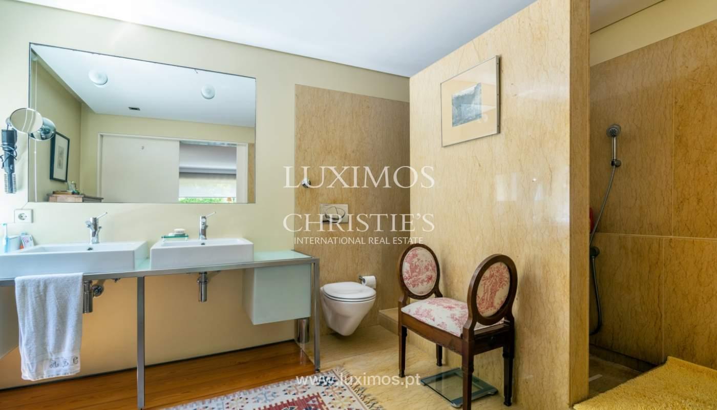 Verkauf Luxus-villa mit großem Garten, Foz do Douro, Porto, Portugal_105793