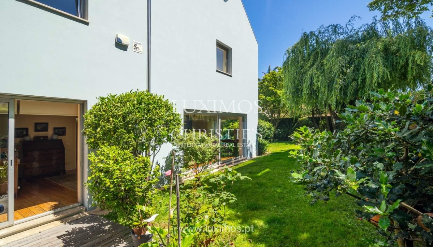 Verkauf Luxus-villa mit großem Garten, Foz do Douro, Porto, Portugal_105796