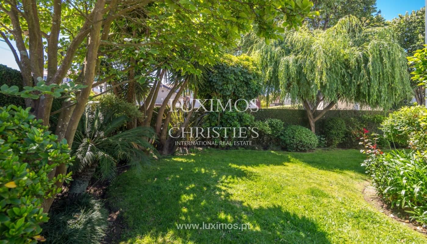 Verkauf Luxus-villa mit großem Garten, Foz do Douro, Porto, Portugal_105797