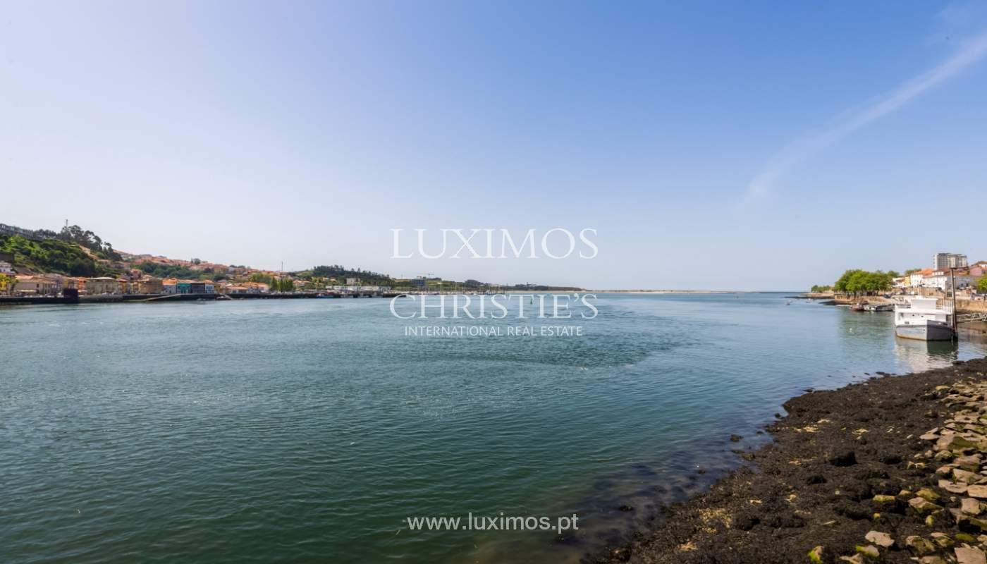 Sale of luxury apartment with river views, private condo, Porto, Portugal_106082