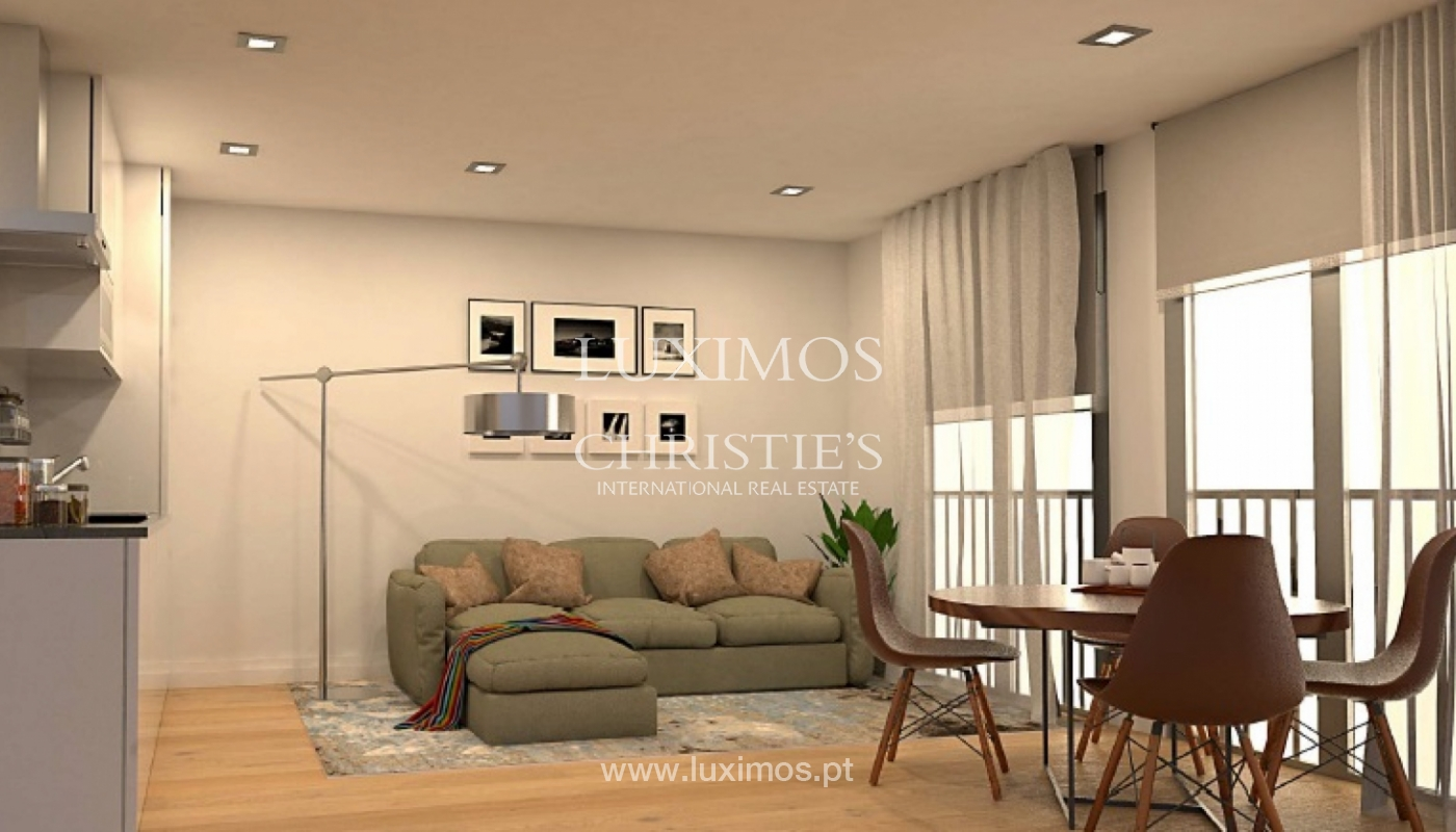 Sale of brand new duplex apartment in downtown Porto, Portugal_106112