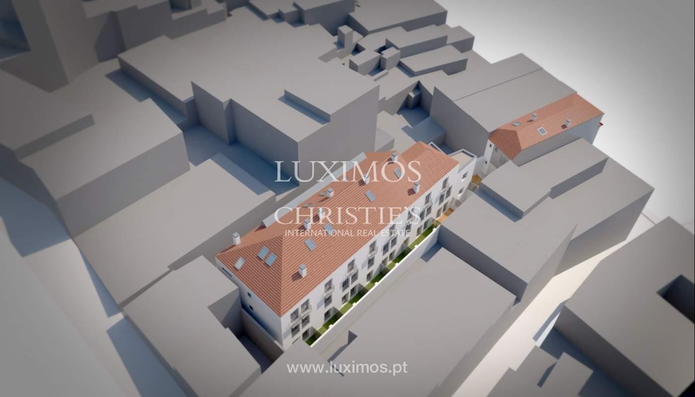 Venta de duplex nuevo en el centro de la ciudad de Porto, Portugal_106117