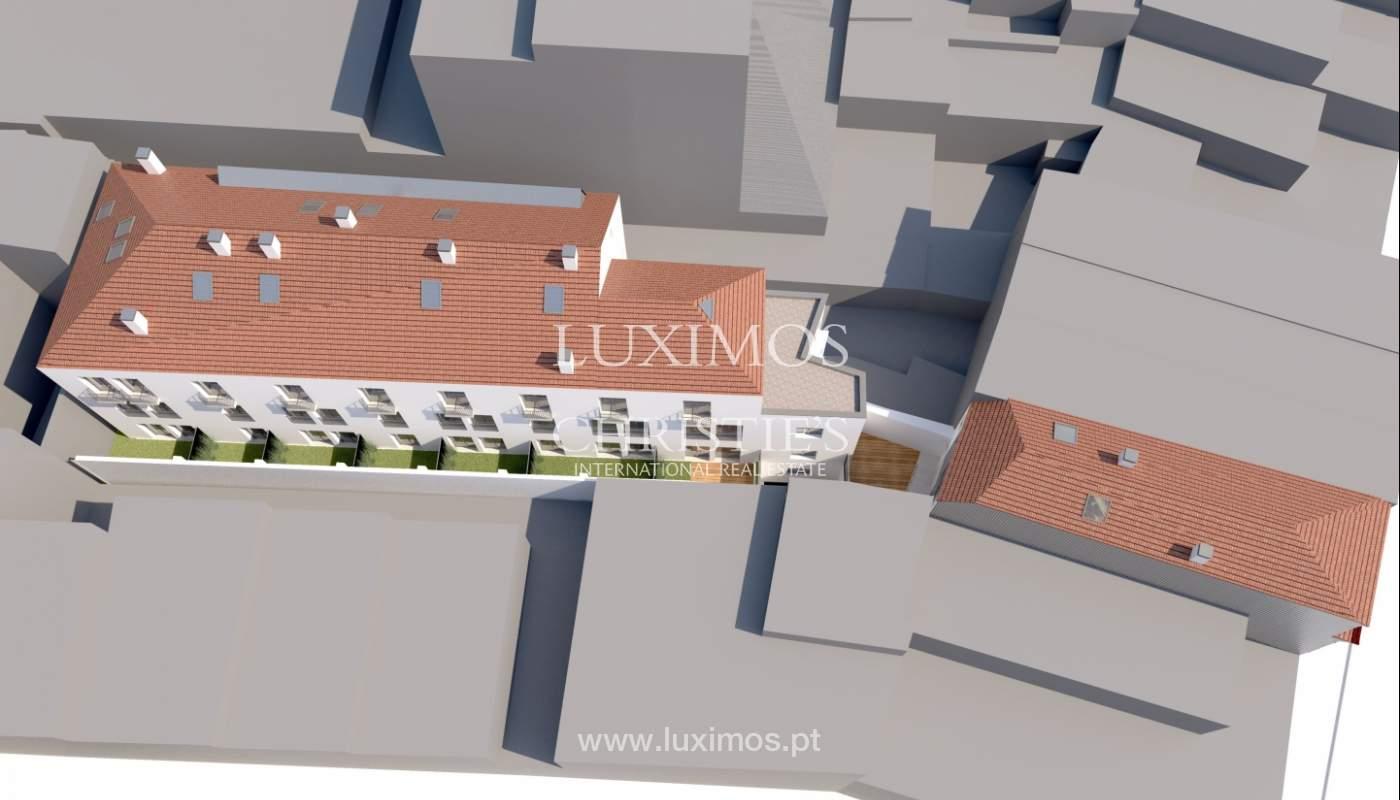Venta de duplex nuevo en el centro de la ciudad de Porto, Portugal_106123