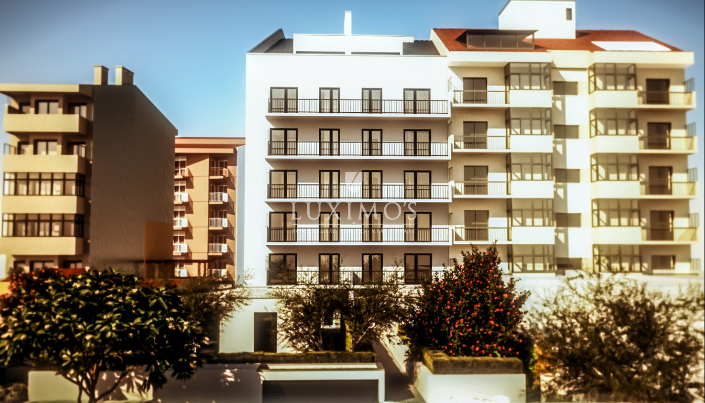 Venda de apartamento com jardim em empreendimento novo, Porto, Portugal_106269