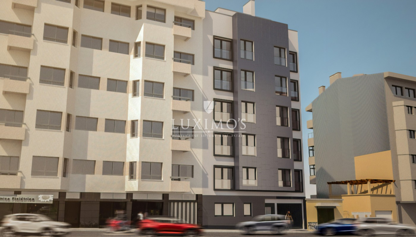Sale apartment in new development, close to Boavista, Porto, Portugal_106323