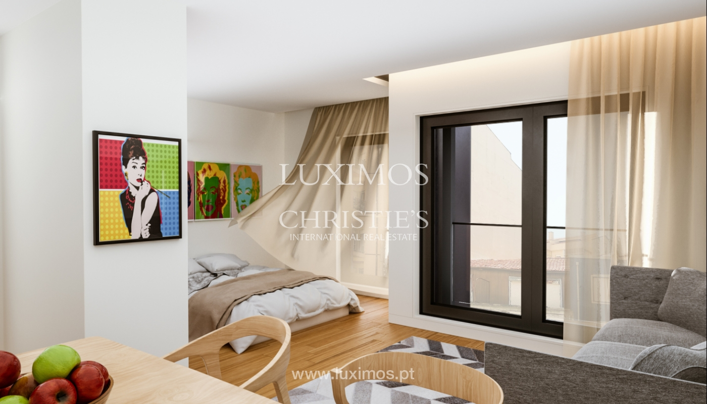 Venda de apartamento duplex com varanda em empreendimento novo, Porto_106353