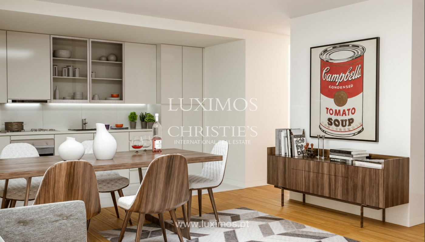 Verkauf von Wohnung in einer neuen Entwicklung, Porto, Portugal_106360