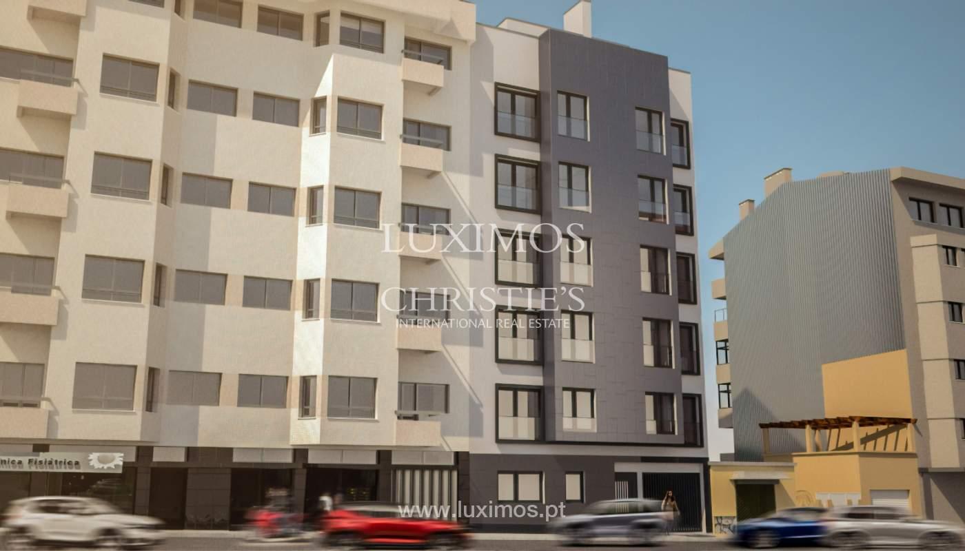 Verkauf von Wohnung in einer neuen Entwicklung, Porto, Portugal_106363
