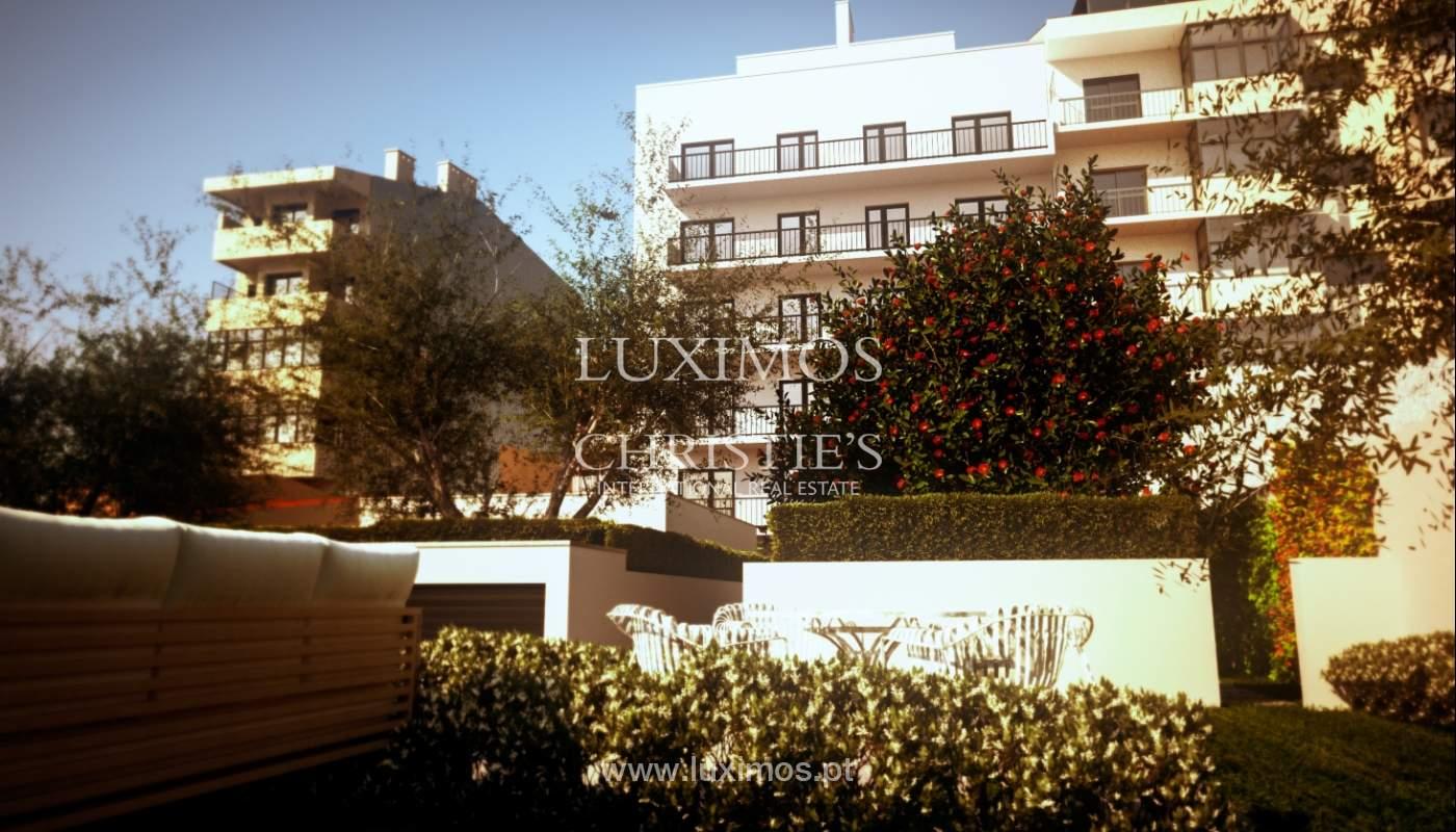 Verkauf von Wohnung in einer neuen Entwicklung, Porto, Portugal_106367