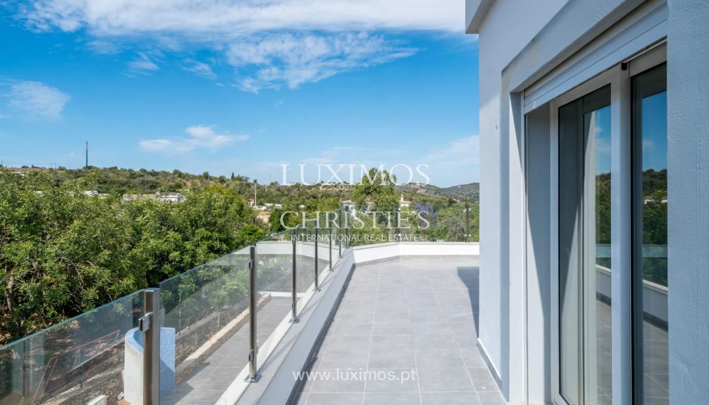 Venda de moradia nova com piscina em Paderne, Albufeira, Algarve_106517