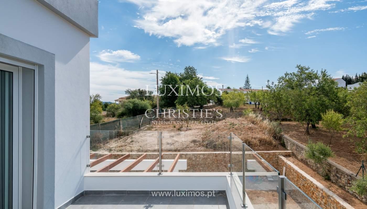 Venda de moradia nova com piscina em Paderne, Albufeira, Algarve_106518