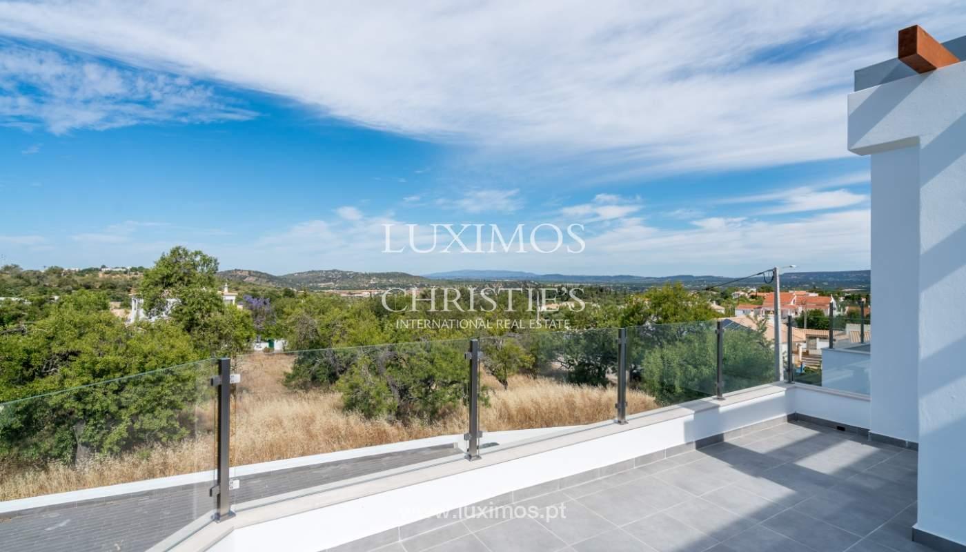 Venda de moradia nova com piscina em Paderne, Albufeira, Algarve_106520