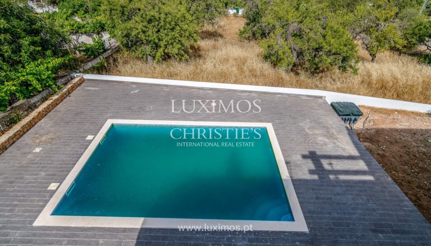Venda de moradia nova com piscina em Paderne, Albufeira, Algarve_106521