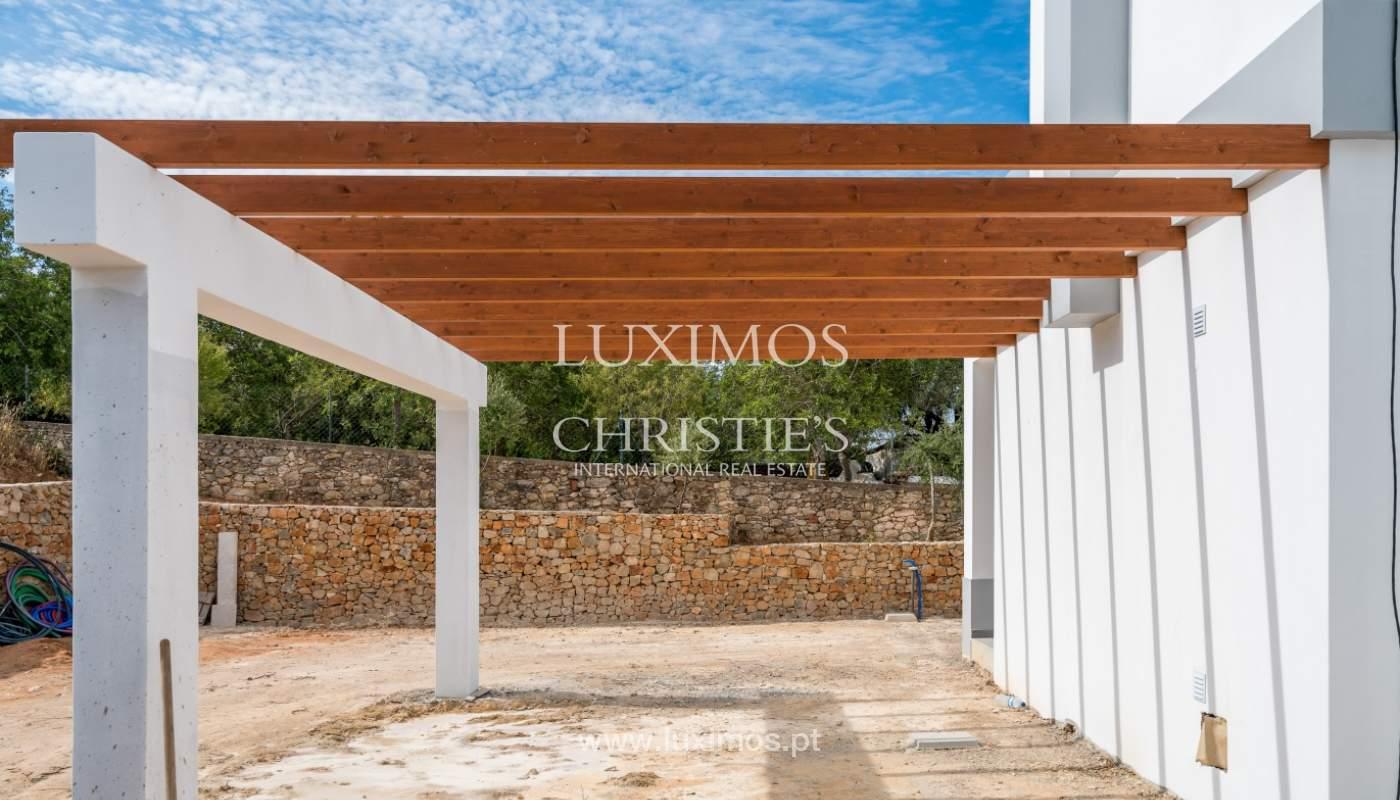 Venda de moradia nova com piscina em Paderne, Albufeira, Algarve_106526