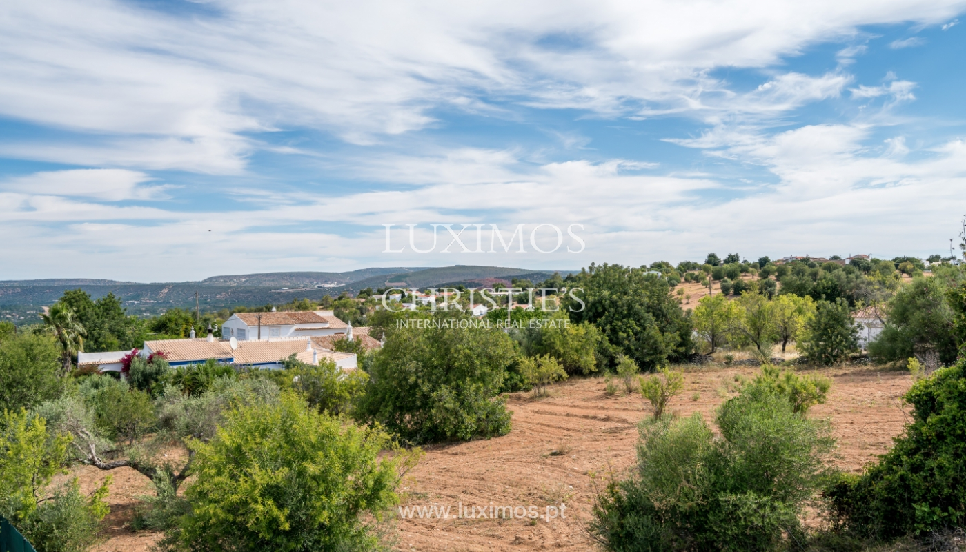 Sale of new villa with pool in Paderne, Albufeira, Algarve, Portugal_106527