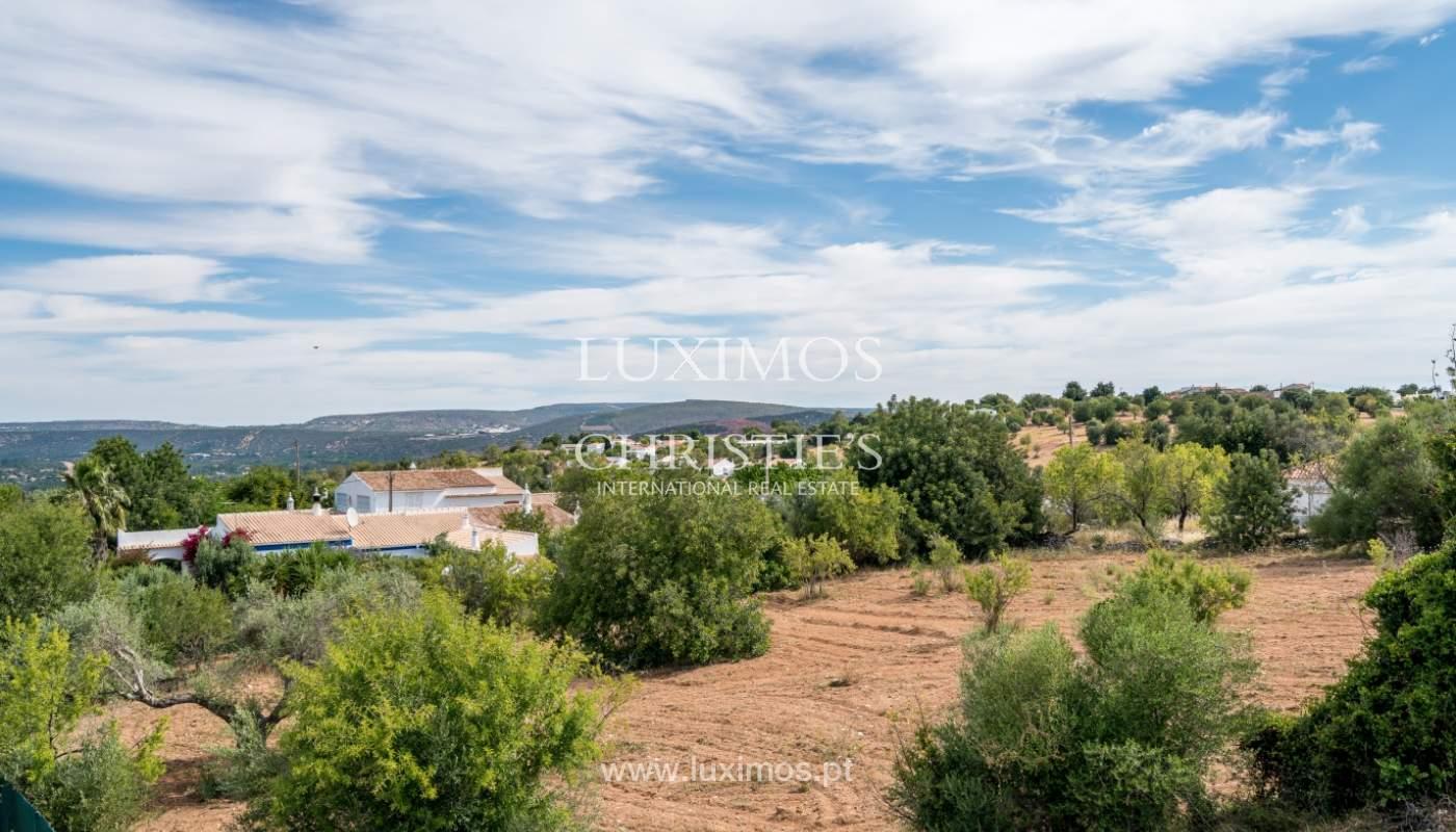 Venda de moradia nova com piscina em Paderne, Albufeira, Algarve_106527