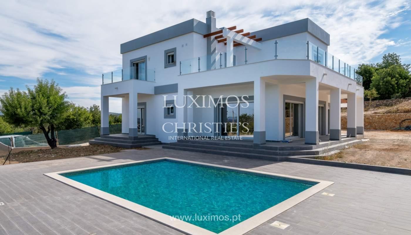 Venda de moradia nova com piscina em Paderne, Albufeira, Algarve_106530