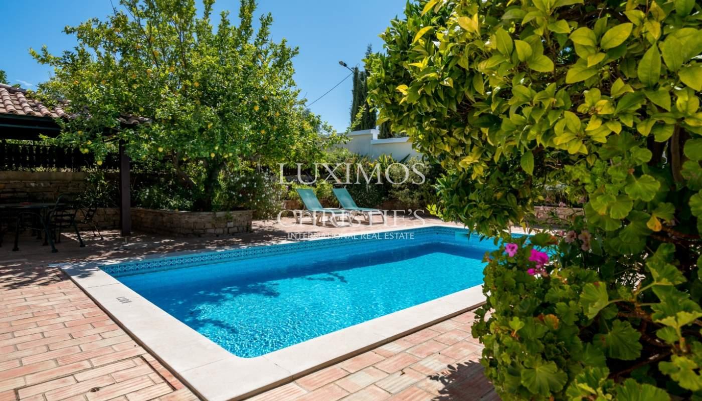 Venda de moradia com piscina, São Brás de Alportel, Algarve, Portugal_106619