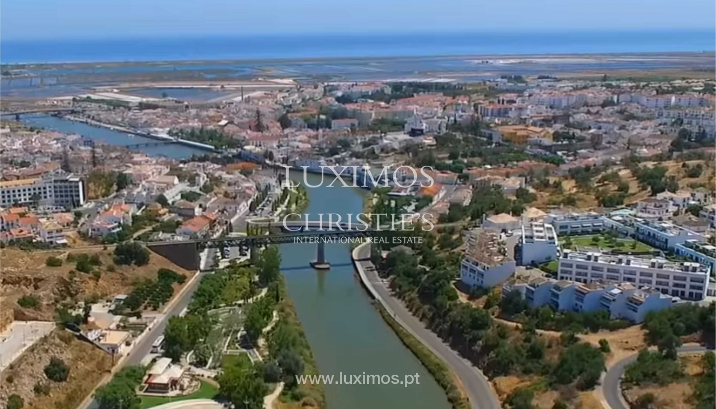 Sale of villa with sea views in Tavira, Algarve, Portugal_106636