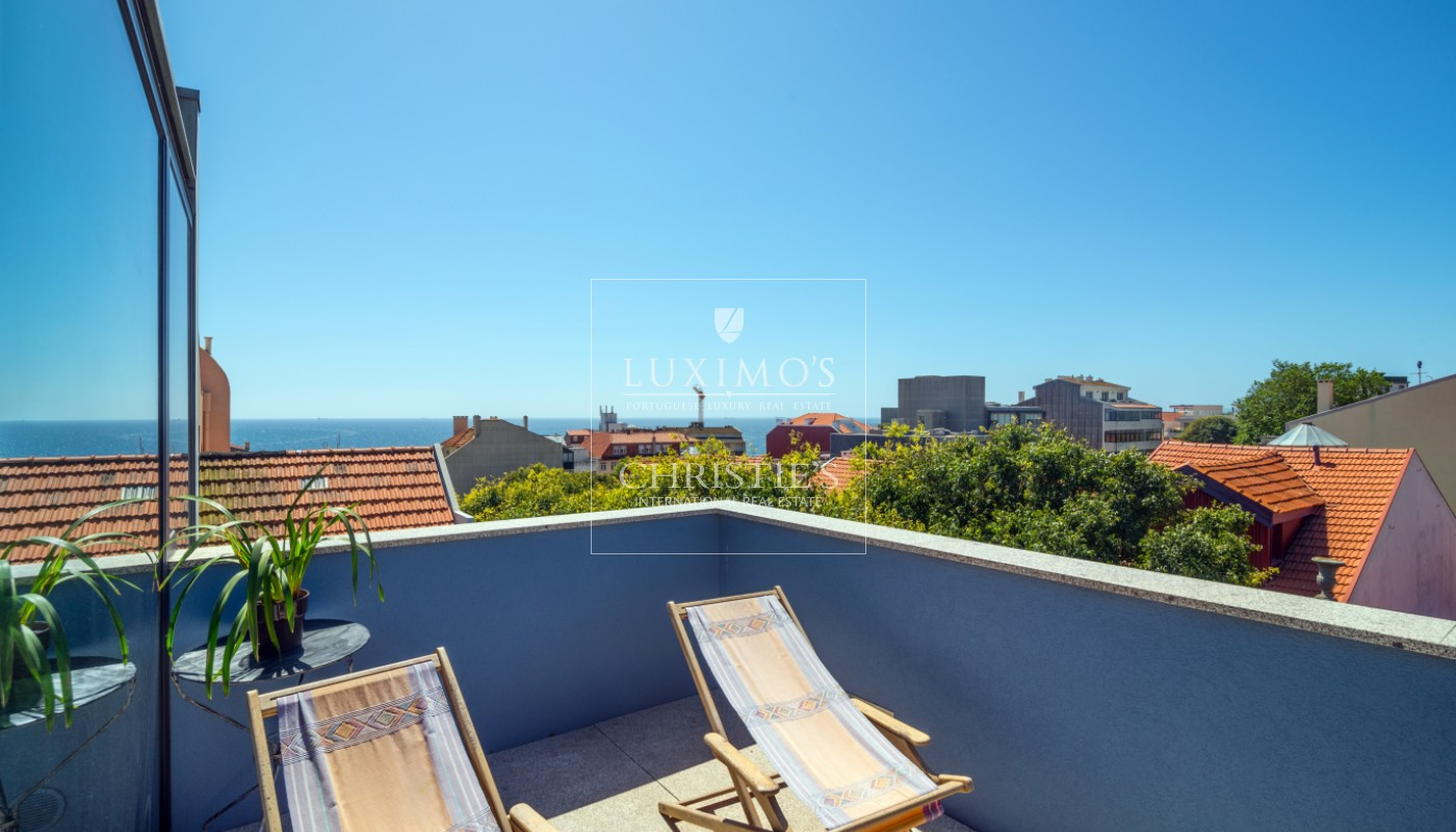 Sale Penthouse, as new, with a terrace and ocean views,Porto, Portugal_106714