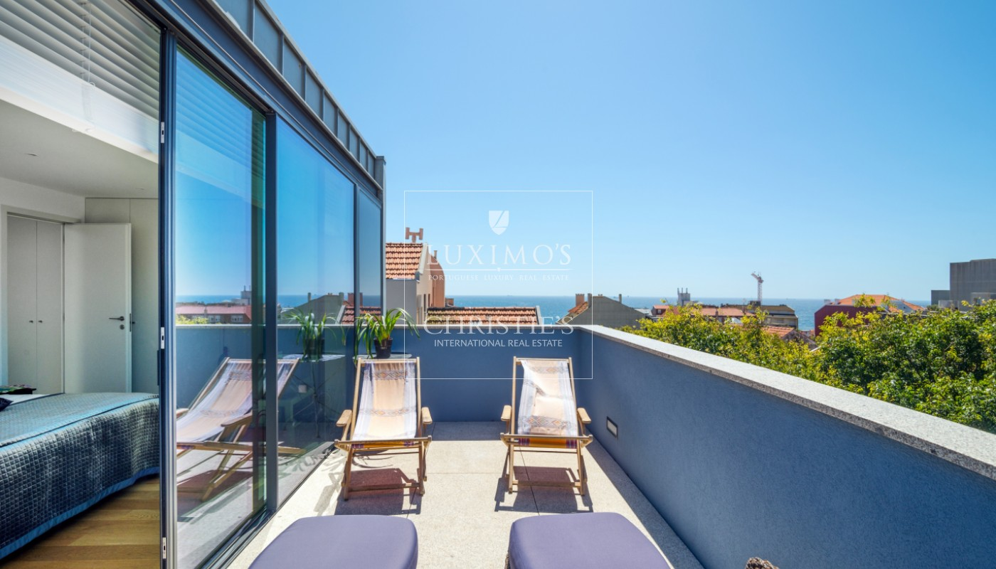 Sale Penthouse, as new, with a terrace and ocean views,Porto, Portugal_106716
