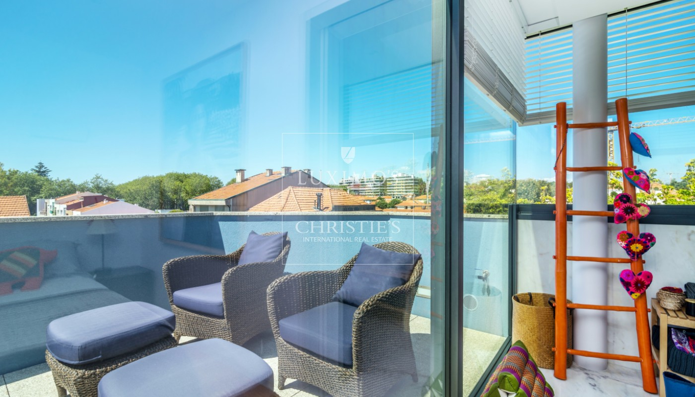 Sale Penthouse, as new, with a terrace and ocean views,Porto, Portugal_106719