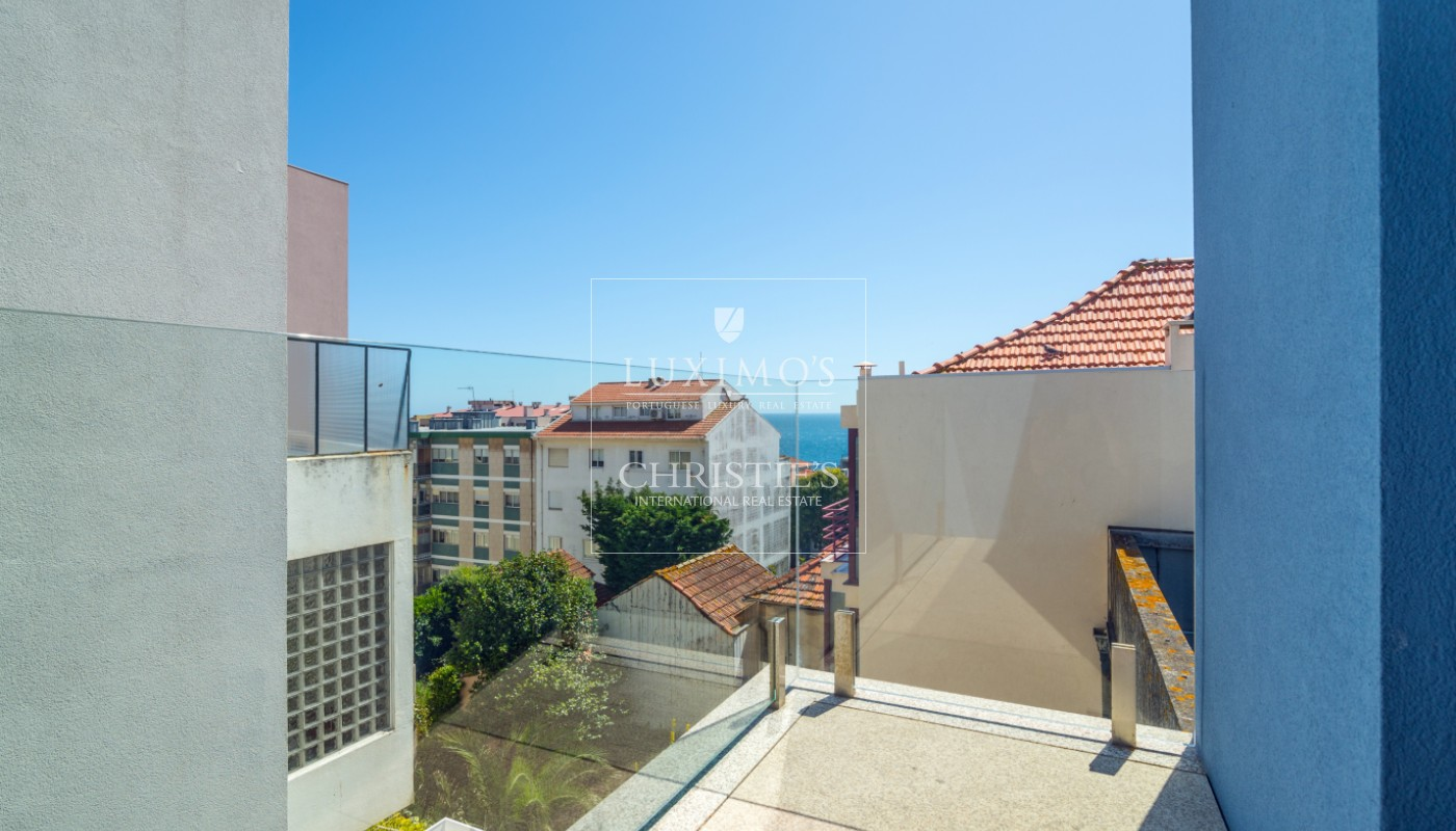 Sale Penthouse, as new, with a terrace and ocean views,Porto, Portugal_106734
