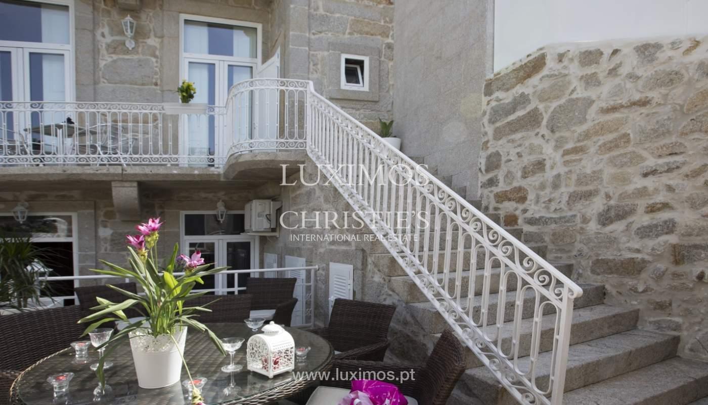 Verkauf des Gebäudes mit der Möglichkeit zum konvertieren der 7 apartments, Porto, Portugal_106779