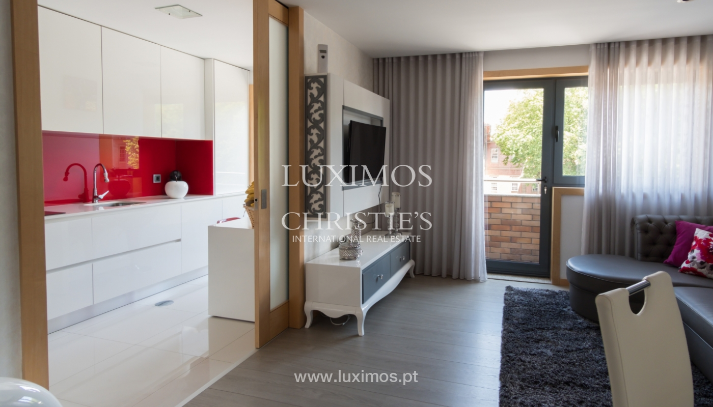 Sale of duplex contemporary apartment with a terrace, Porto, Portugal_106794