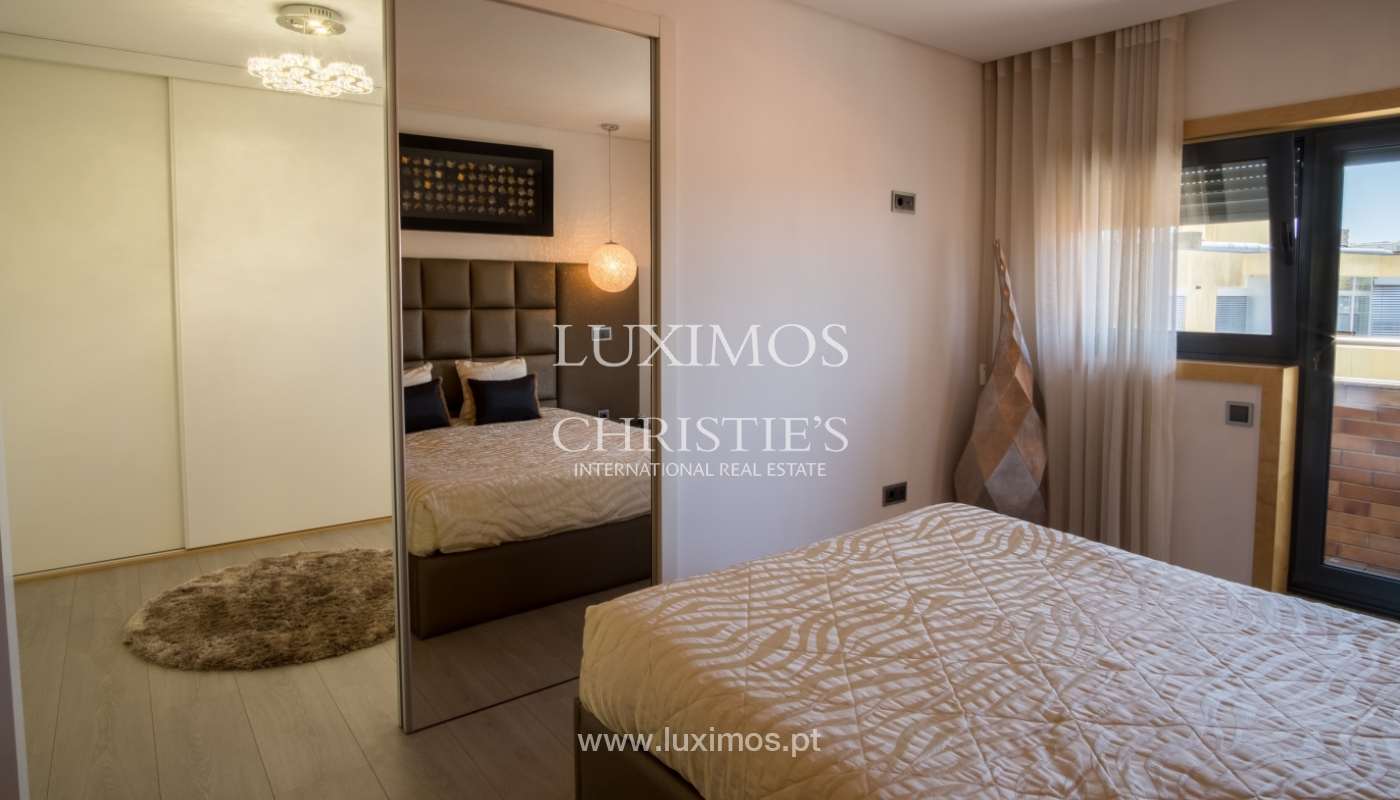Sale of duplex contemporary apartment with a terrace, Porto, Portugal_106809