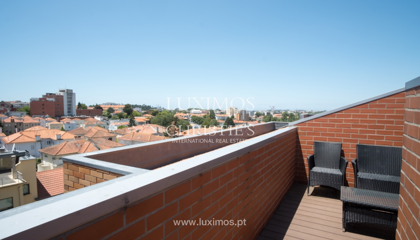 Sale of duplex contemporary apartment with a terrace, Porto, Portugal_106824