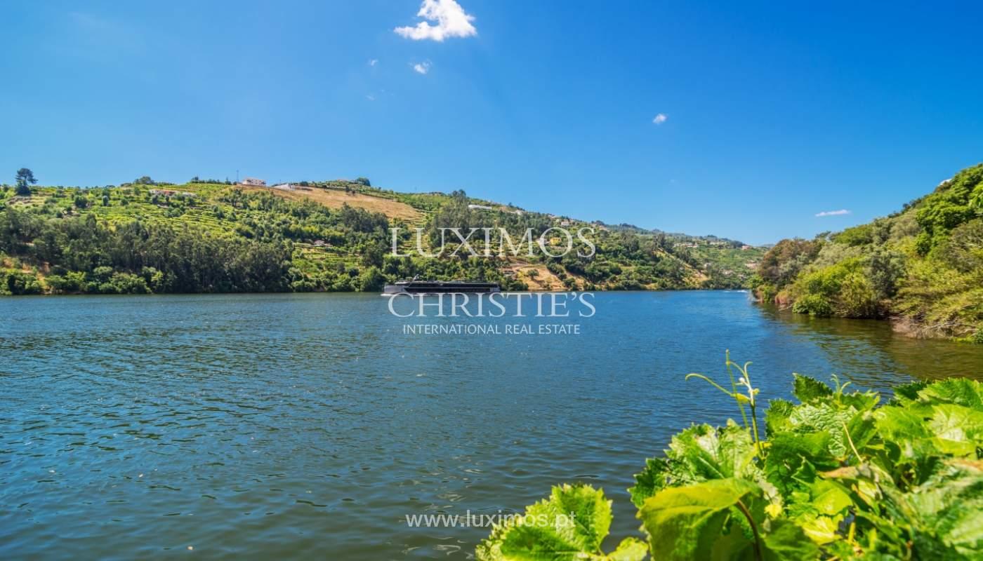 Venda de moradia com 100m de frente de rio, piscina e jardim, Baião_107033