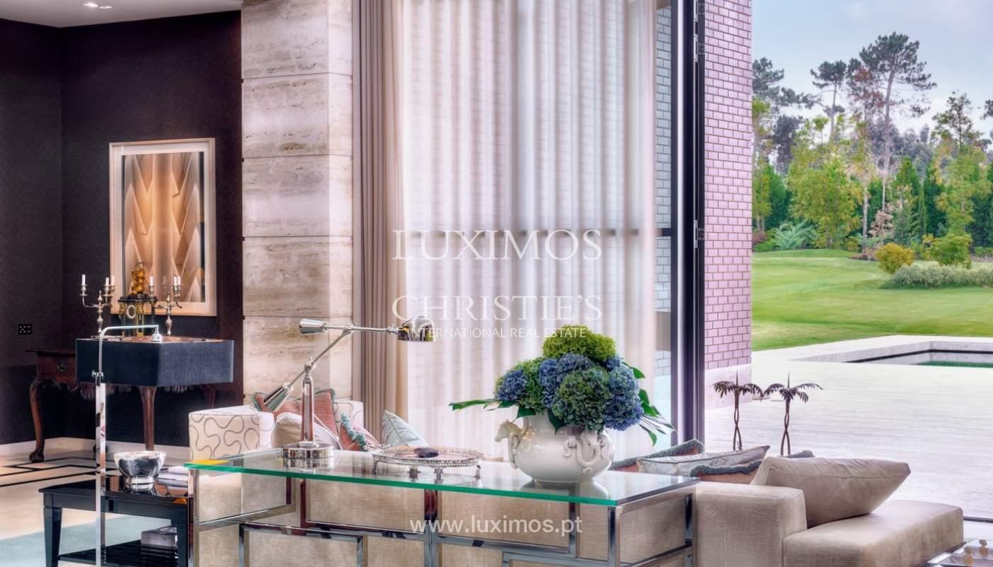 Moradia de luxo mobilada com jardins e piscina em Vila do Conde, Porto_107134