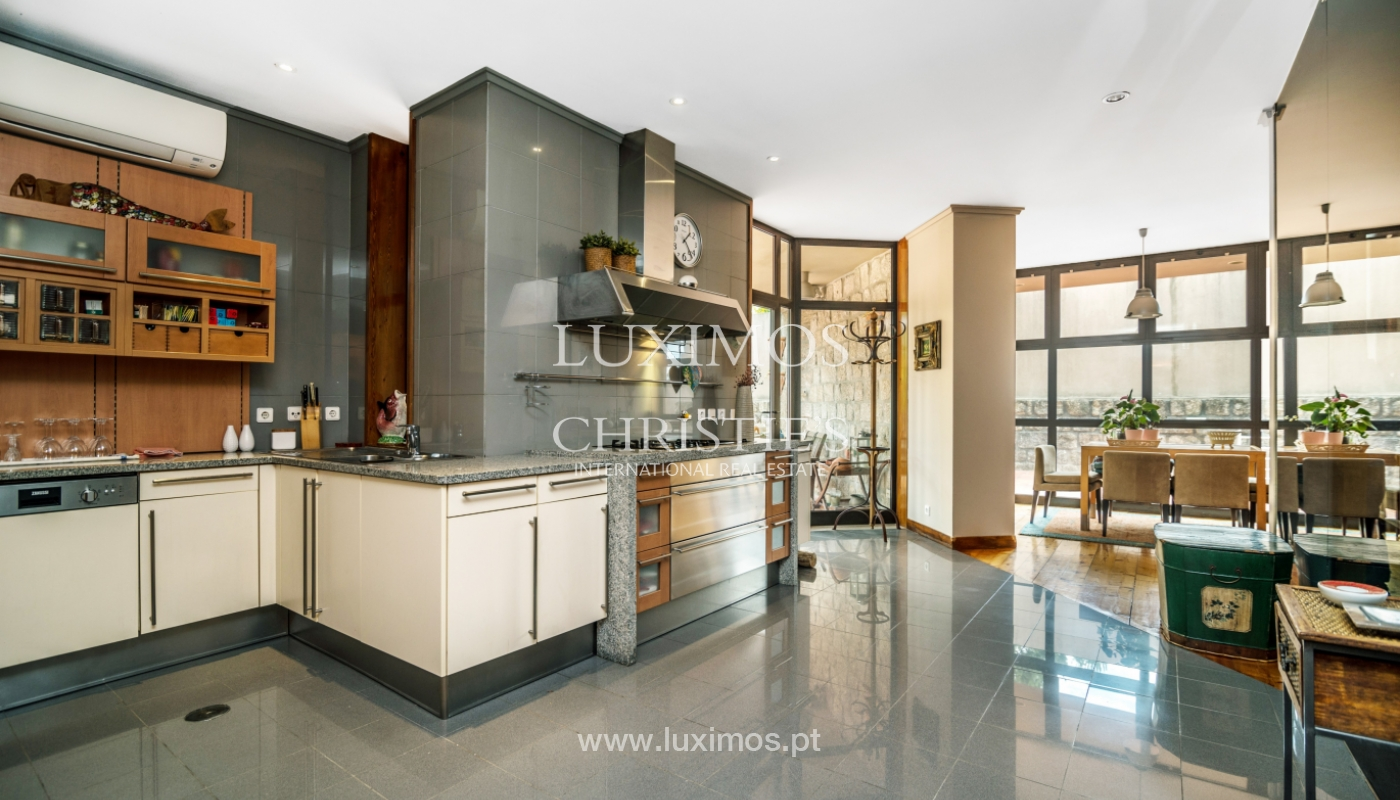 Luxury villa for sale with pool, terrace and garden, Paços de Ferreira, Portugal_107289