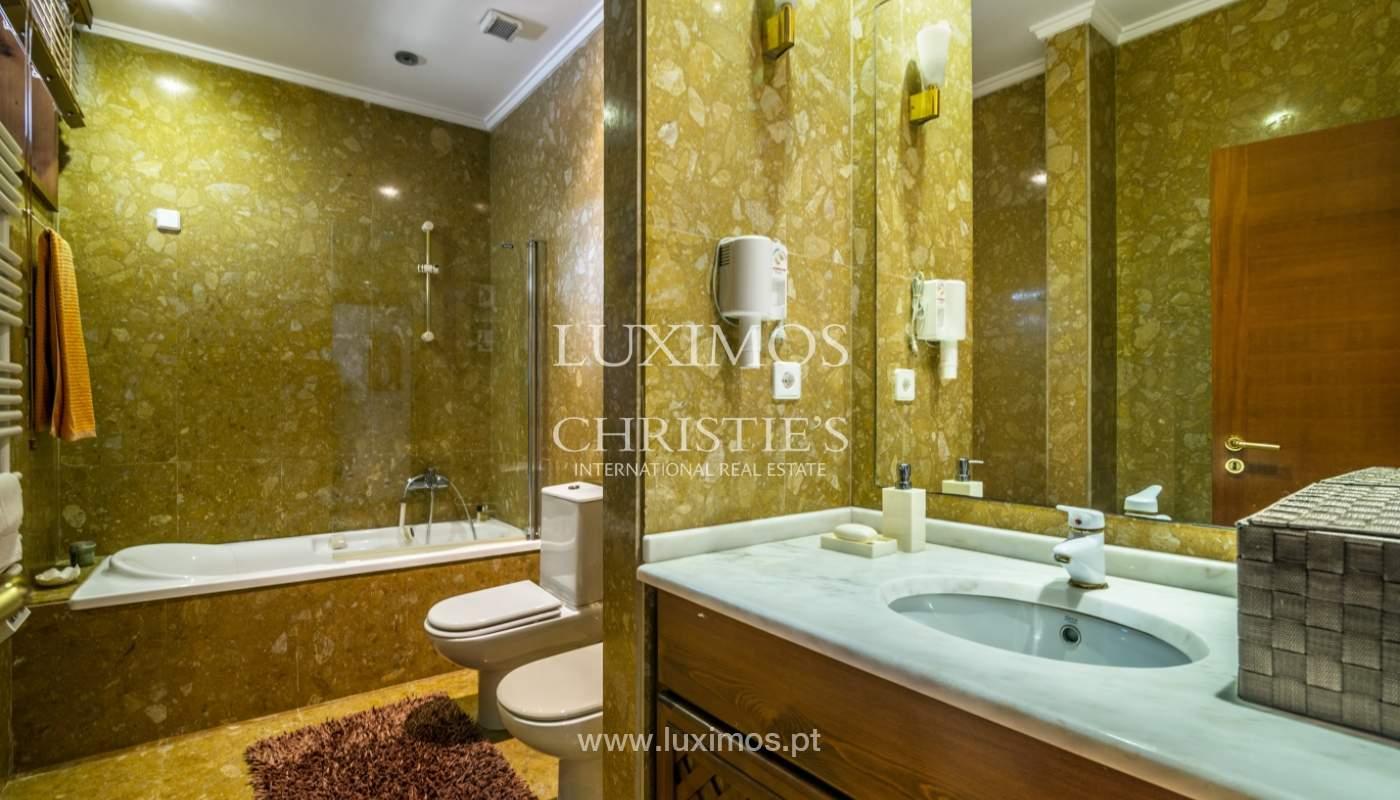 Luxury villa for sale with pool, terrace and garden, Paços de Ferreira, Portugal_107309