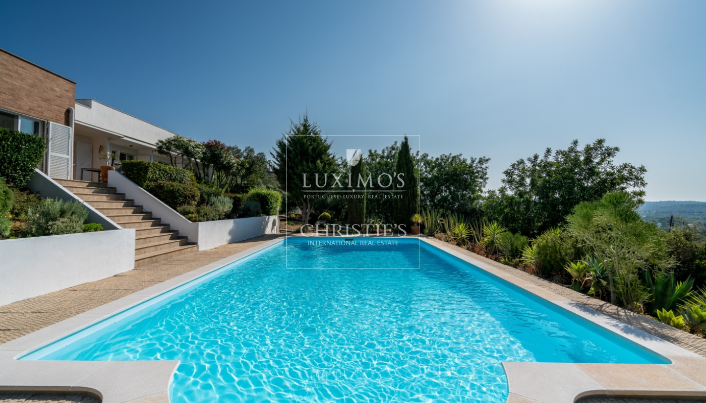 Sale of modern villa with pool in Loulé, Algarve, Portugal_107466