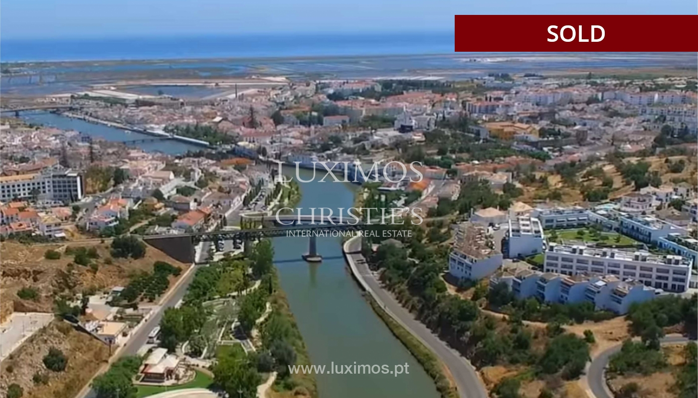 Sale of villa with sea views in Tavira, Algarve, Portugal_107641