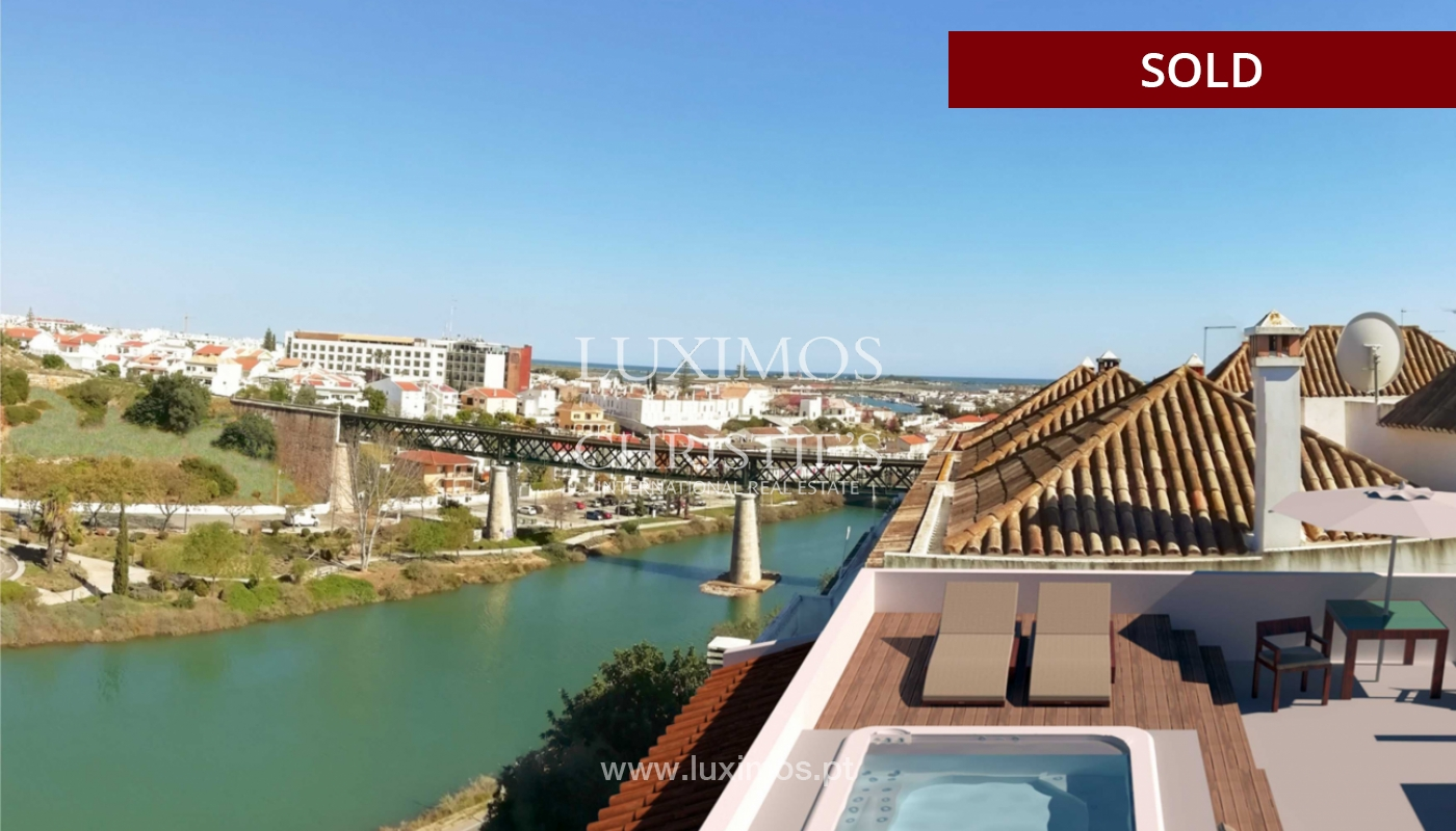 Sale of villa with sea views in Tavira, Algarve, Portugal_107644