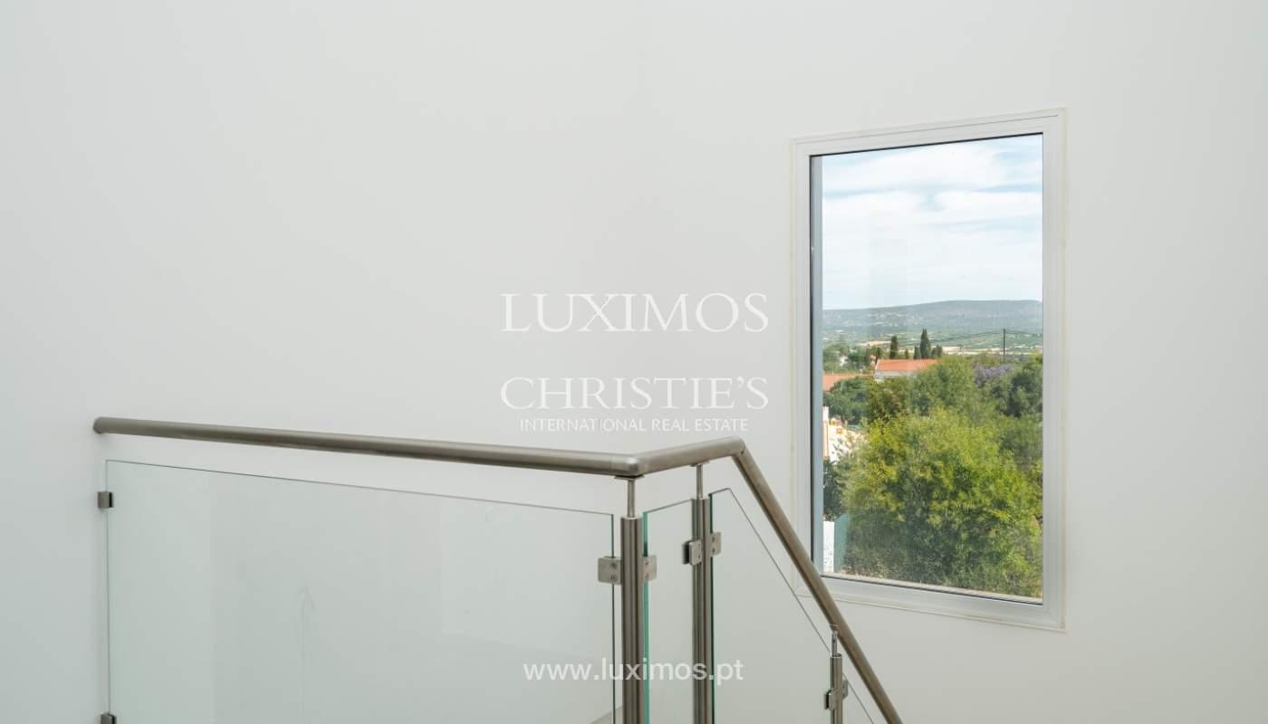 Venda de moradia nova com piscina em Paderne, Albufeira, Algarve_107666