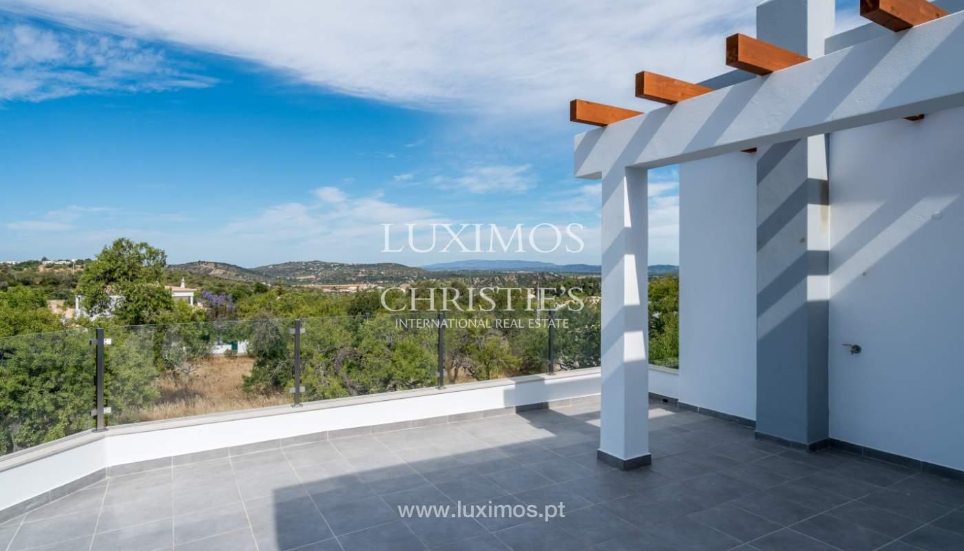 Venda de moradia nova com piscina em Paderne, Albufeira, Algarve_107672