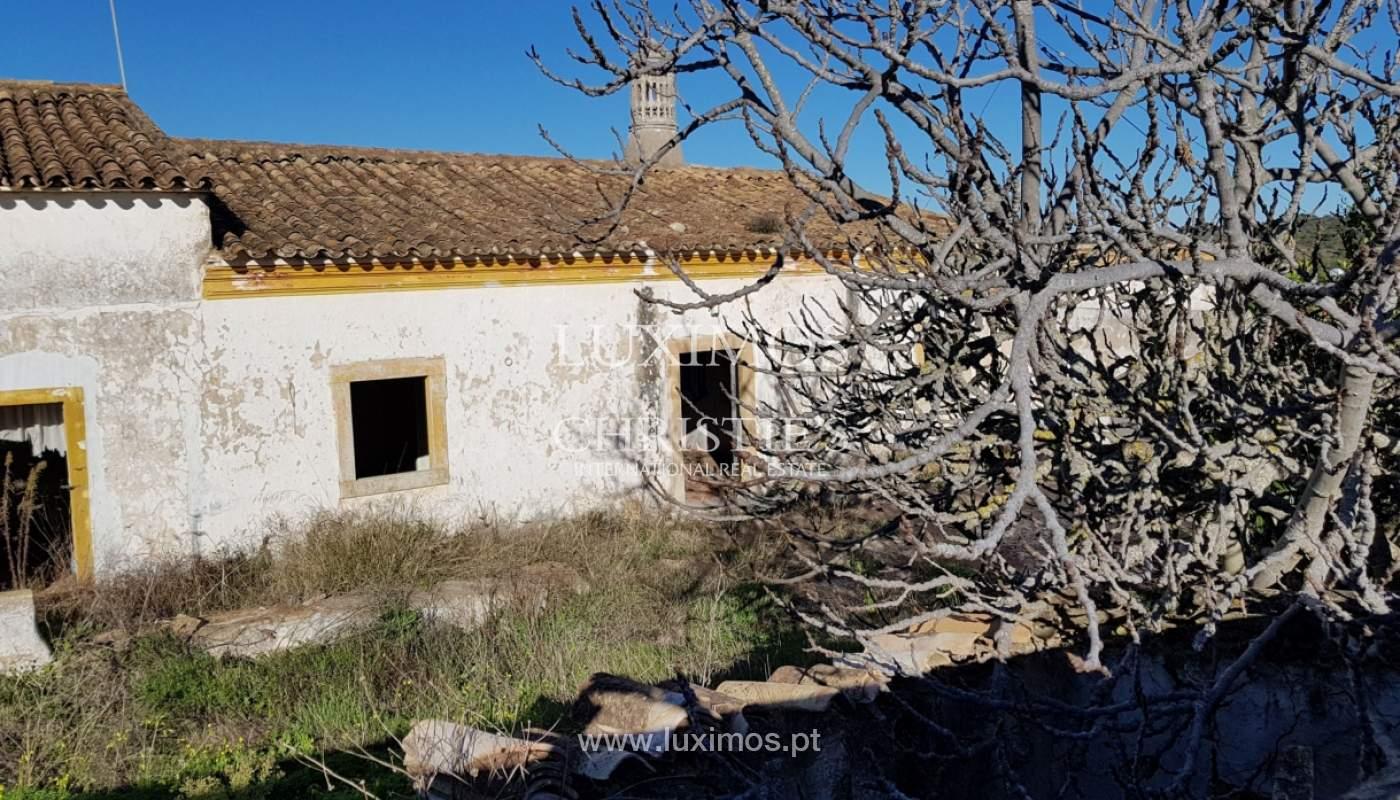 Verkauf von Grundstück mit Ruine Vale Judeu, Loulé, Algarve, Portugal_107689