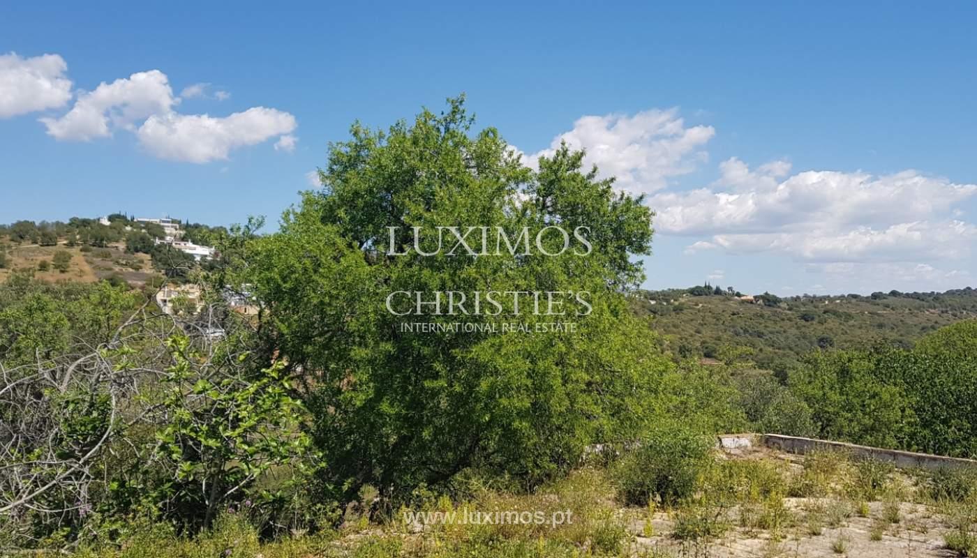 Verkauf von Grundstück mit Ruine Vale Judeu, Loulé, Algarve, Portugal_107693