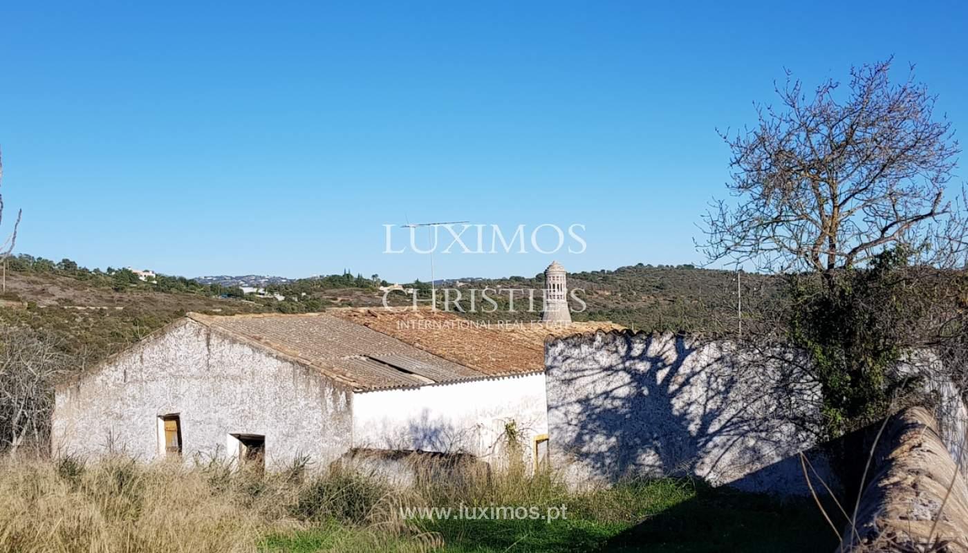 Terrain et ruine à vendre à Vale Judeu, Loulé, Algarve, Portugal_107700