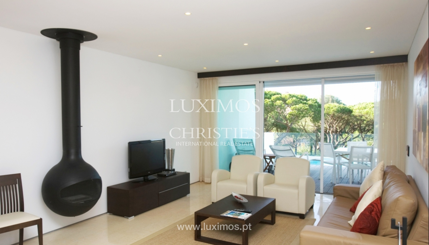 Sale of apartment near the sea in Vale do Lobo, Algarve, Portugal_108195
