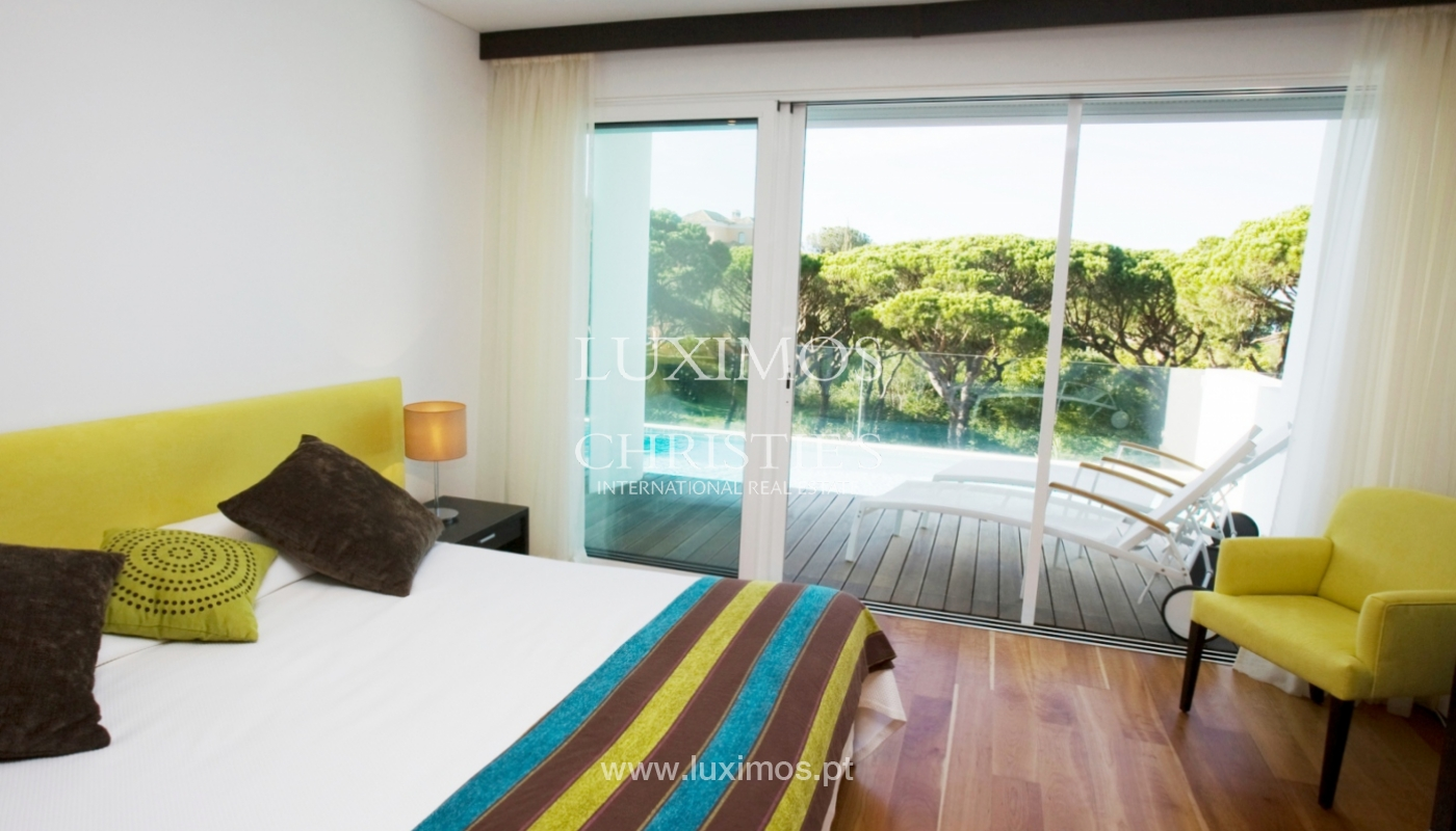 Sale of apartment near the sea in Vale do Lobo, Algarve, Portugal_108214