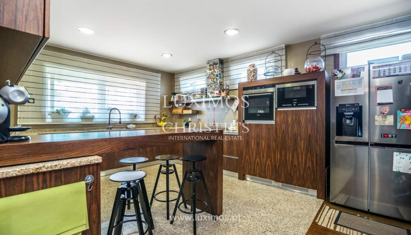 Vivienda para venta con piscina, jardín y terraza, Porto, Portugal_108306