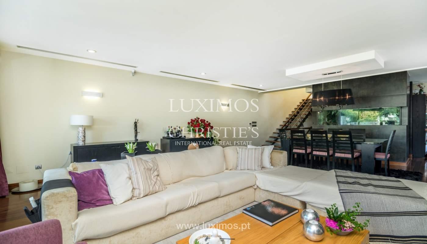 Vivienda para venta con piscina, jardín y terraza, Porto, Portugal_108308