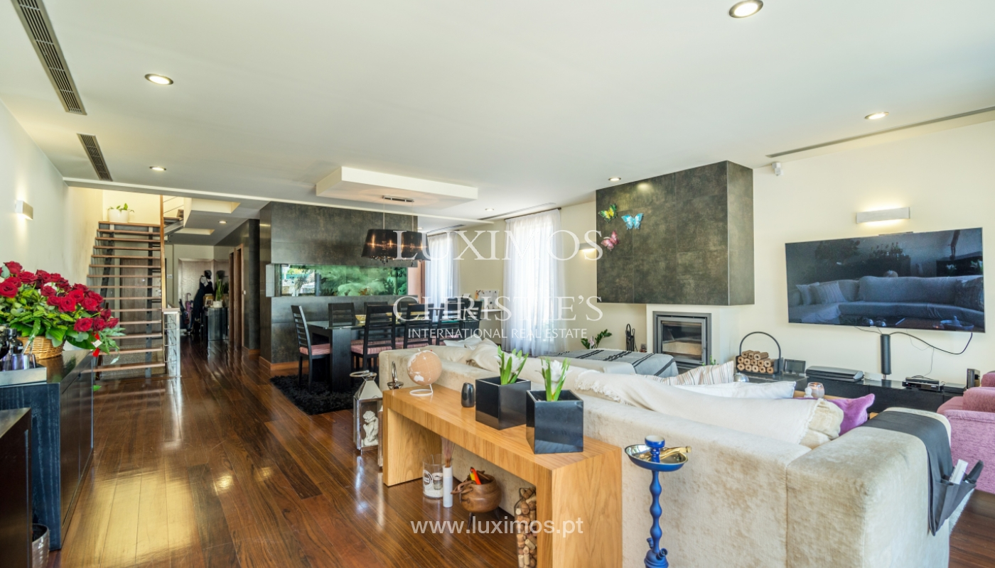 Maison à vendre avec piscine, jardin et terrasse, Porto, Portugal_108309
