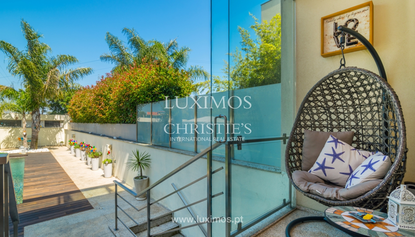 Maison à vendre avec piscine, jardin et terrasse, Porto, Portugal_108310